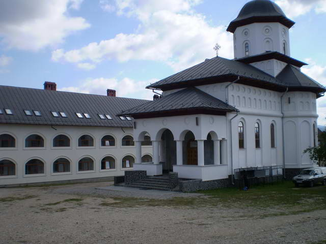 Manastirea Schimbarea la Fata - Sita Buzaului